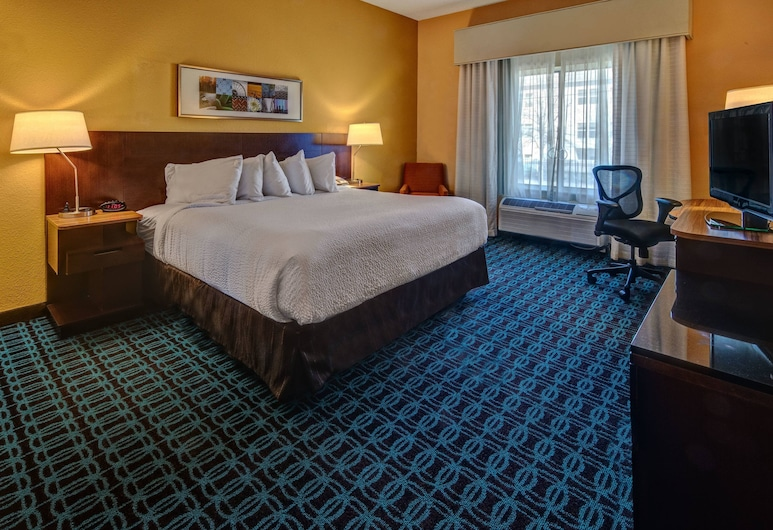 Fairfield Inn Memphis Southaven by Marriott, Southaven, Room, 1 King Bed, Guest Room