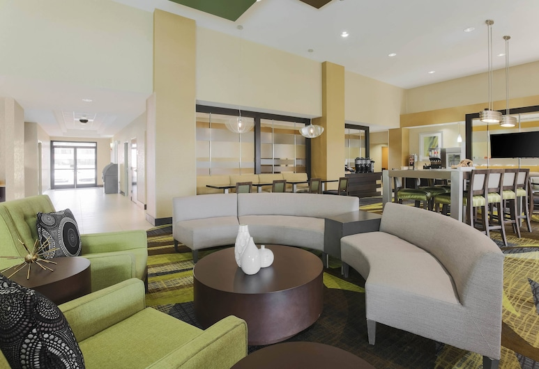 Springhill Suites Marriott Quail Springs, אוקלהומה סיטי, לובי