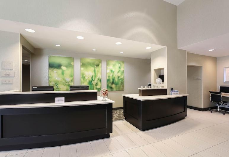 Springhill Suites Marriott Quail Springs, Oklahoma City, Reception