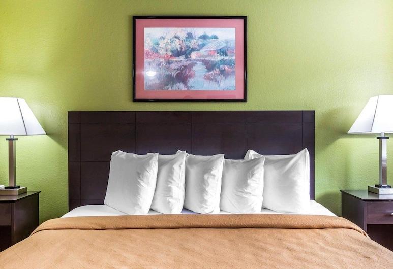 سابربان إكستنديد ستاي هوتل, أوغوستا, غرفة - سرير ملكي - تجهيزات لذوي الاحتياجات الخاصة - لغير المدخنين, غرفة نزلاء