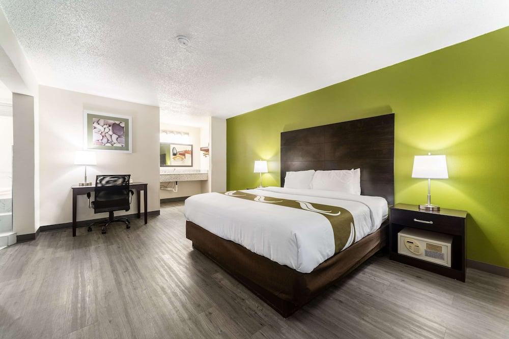 Apartmán, 1 extra veľké dvojlôžko s rozkladacou sedačkou, nefajčiarska izba (Efficiency, Upgrade) - Hosťovská izba