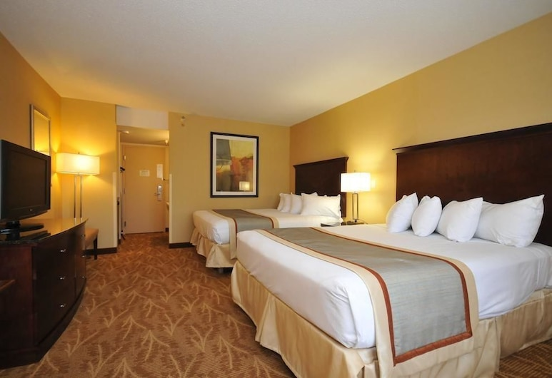 Kahler Inn and Suites - Mayo Clinic Area, Rochester, Suite, 2 Queen Beds, Non Smoking, Guest Room