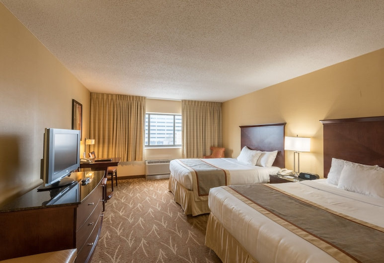 Kahler Inn and Suites - Mayo Clinic Area, Rochester, Hotelfassade