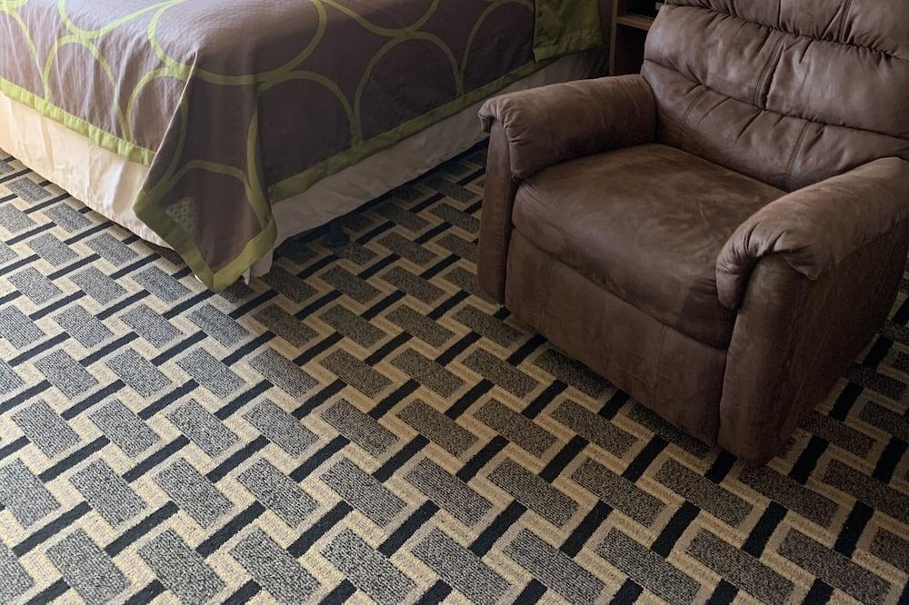 客房, 1 張加大雙人床, 無障礙, 非吸煙房 (Mobility) - 客房