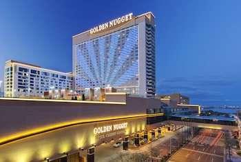 Gambar Golden Nugget di Atlantic City