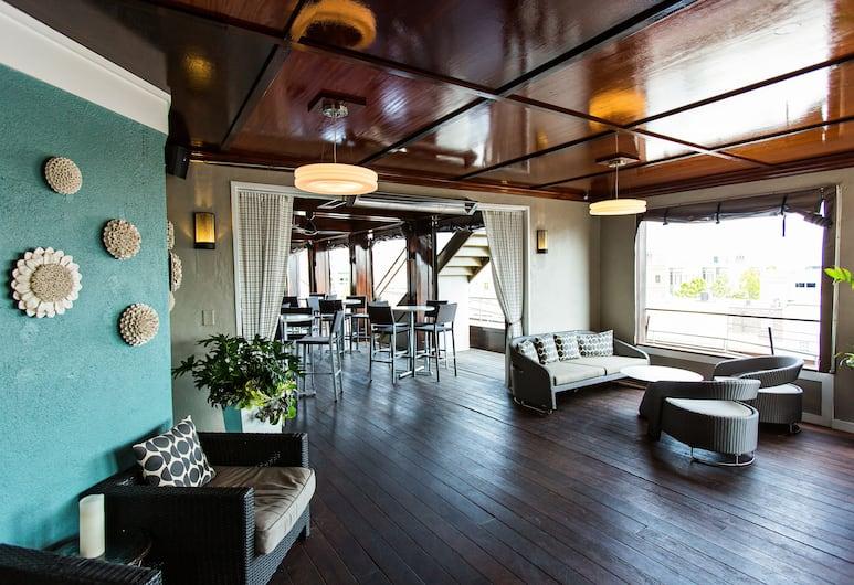 The Vendue, Charleston, Hotel Bar