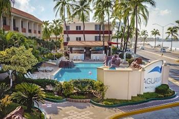 Fotografia do Aguamarina Hotel em Mazatlan