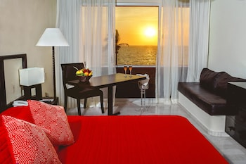 A(z) Aguamarina Hotel hotel fényképe itt: Mazatlan