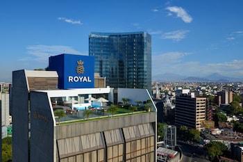 メキシコ シティ、ホテル ロイヤル レフォルマの写真