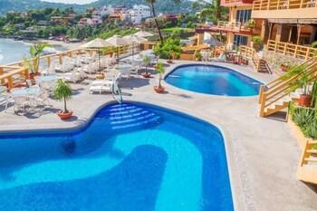 Foto del Hotel Irma en Zihuatanejo