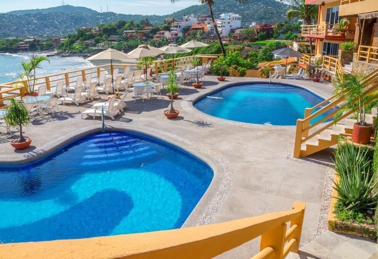 Hotel Irma, Zihuatanejo, Bassein