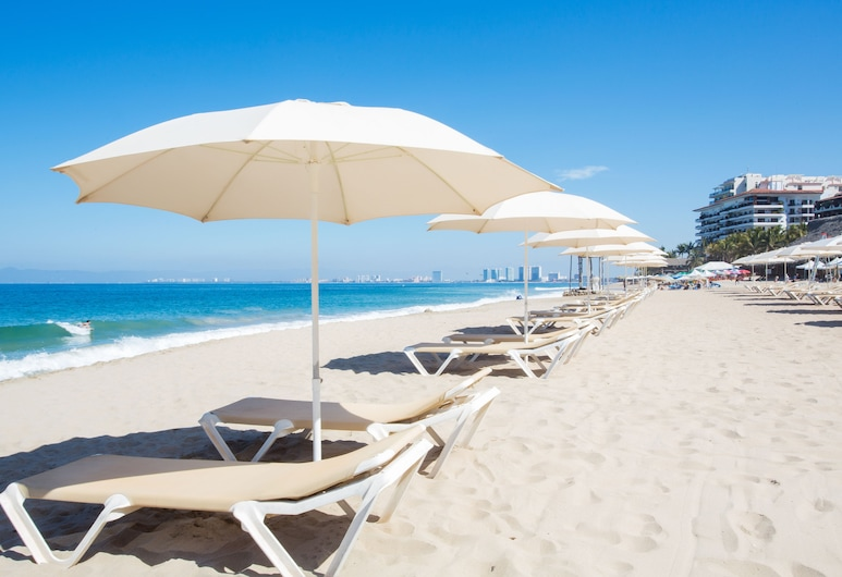 Playa Los Arcos Hotel Beach Resort & Spa, Puerto Vallarta, Plaža