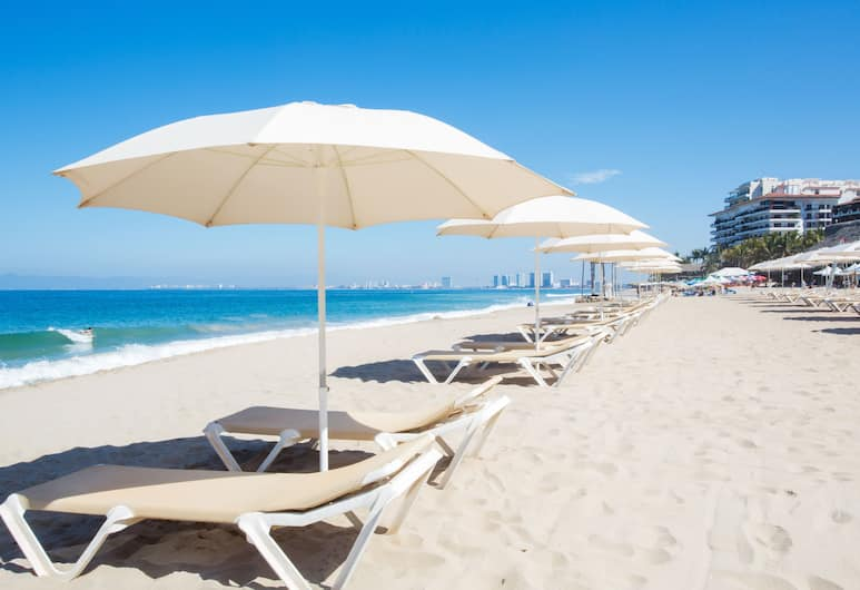 Playa Los Arcos Hotel Beach Resort & Spa, Puerto Valjarta, Paplūdimys
