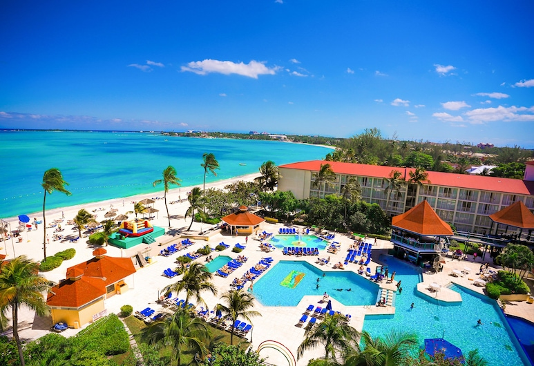Breezes Resort Bahamas All Inclusive, Nassau, Välibassein