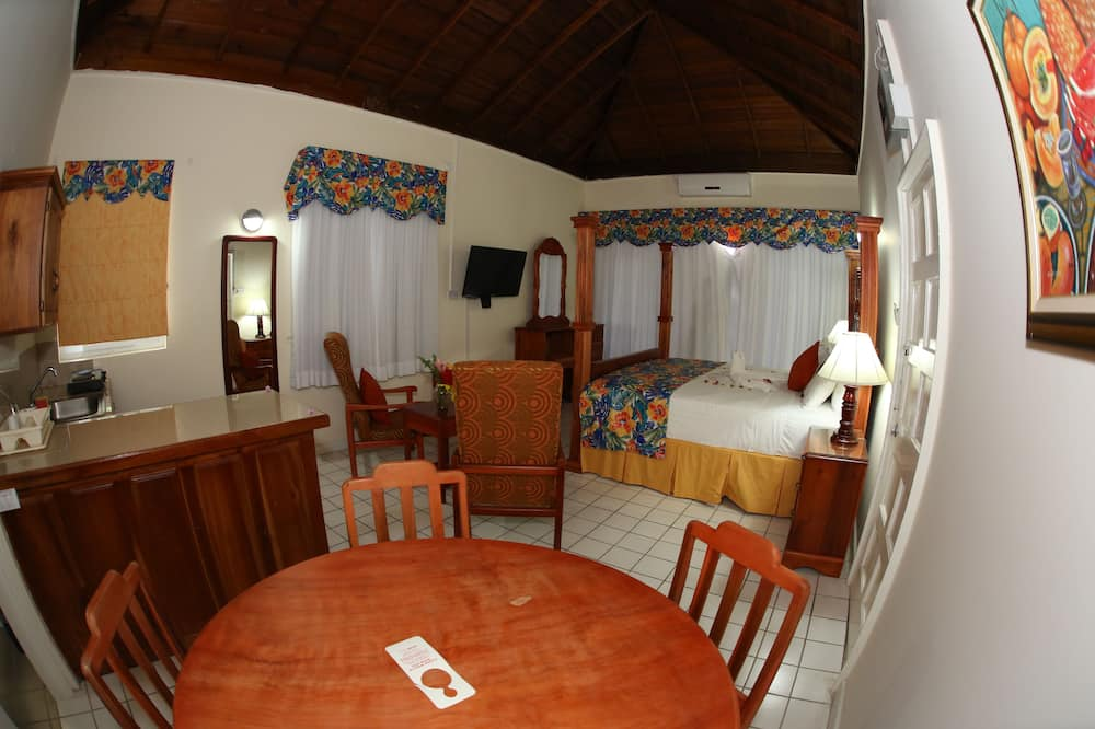 Standardzimmer, Kochnische - Essbereich im Zimmer