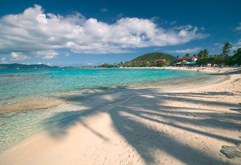 Sapphire Beach Resort, Senttomasa