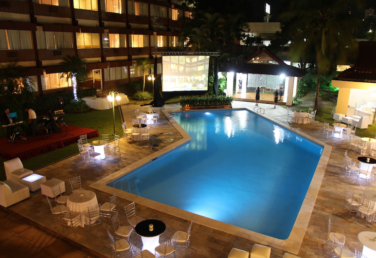 Best Western Plus Hotel Terraza, San Salvador, Outdoor Pool