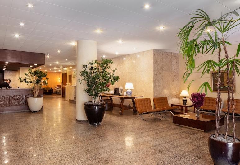 Rojas All Suites Hotel, São Paulo, Vestíbulo