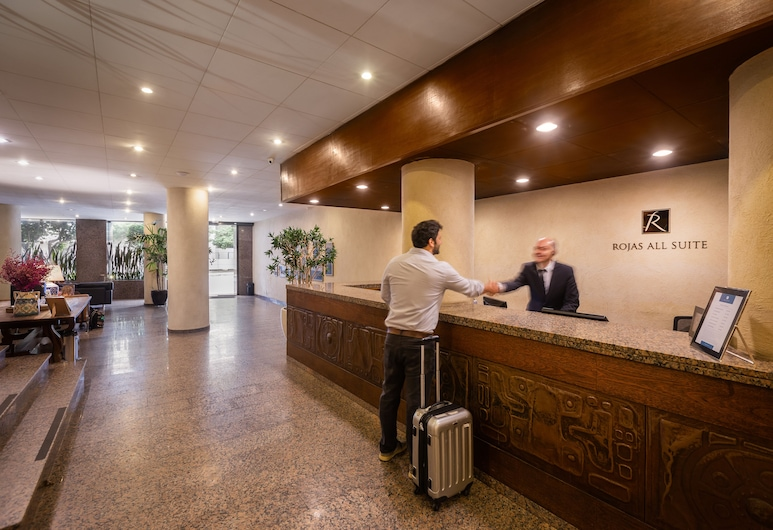 Rojas All Suites Hotel, Σάο Πάολο