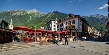 Picture of La Croix-Blanche in Chamonix-Mont-Blanc