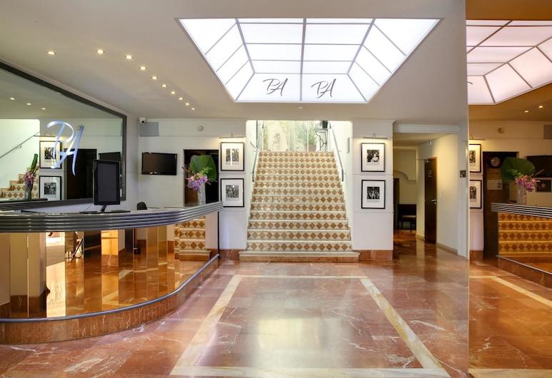 Best Western Plus Le Patio des Artistes, Cannes, Lobby