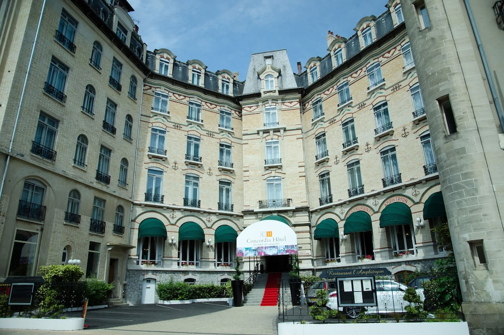 Hôtel Concordia Le Mans Centre gare, Le Mans