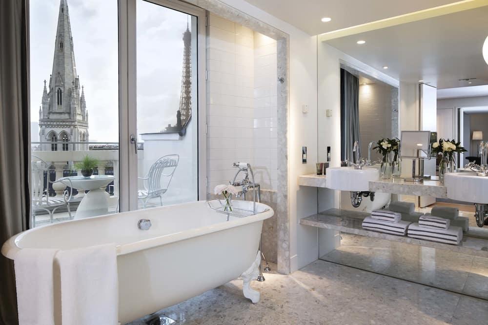 Suite (Eiffel) - Badezimmer