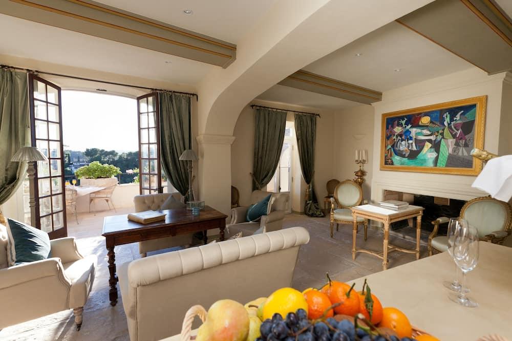 Premium Suite, Sea View (Prestige) - Living Area