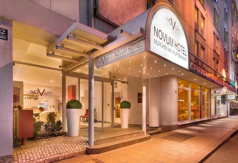 Novum Hotel München Am Hauptbahnhof, München