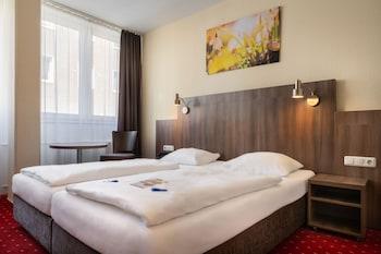 Mynd af Novum Hotel Leonet Köln Altstadt í Cologne