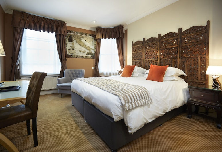 The Royal Adelaide Hotel, Windsor, Superior Double Room, Guest Room