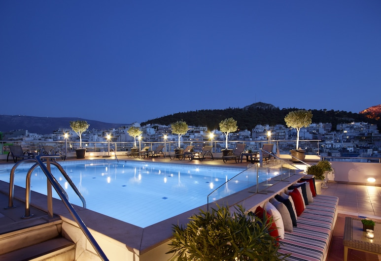 Athens Zafolia Hotel, Αθήνα, Εξωτερικός χώρος