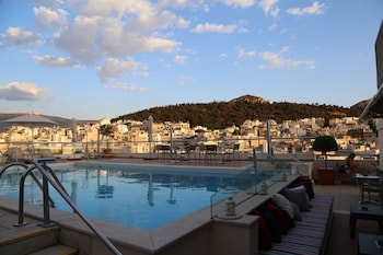 Foto di Athens Zafolia Hotel ad Atene