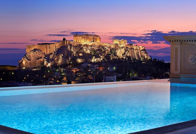 Hotel Grande Bretagne, a Luxury Collection Hotel, Athens, Atenas, Quarto