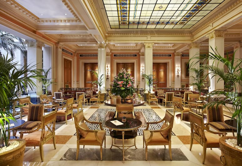 Hotel Grande Bretagne, a Luxury Collection Hotel, Athens, Athen, Hotellounge