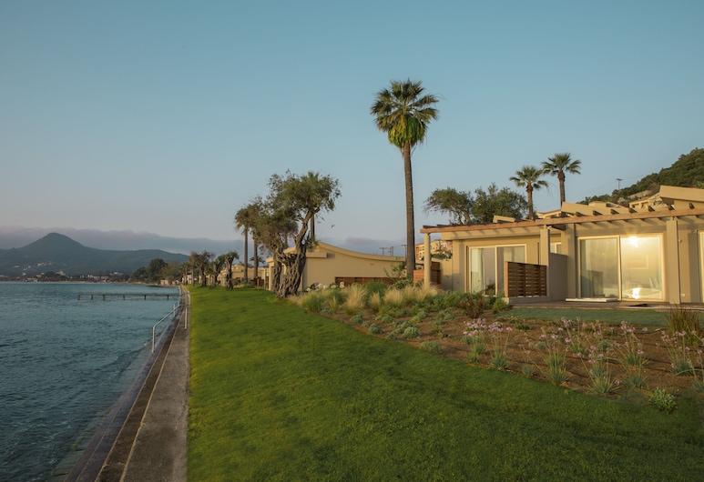 Domes Miramare, a Luxury Collection Resort, Corfu  - Μόνο για ενήλικες, Κέρκυρα, Pavilion Retreat Sea View with outdoor Jacuzzi, Διάφορα