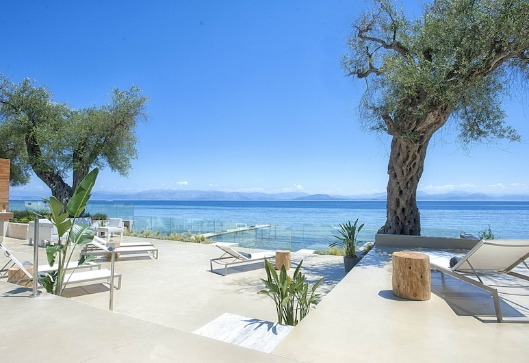 Domes Miramare, a Luxury Collection Resort, Corfu - Adults Only, Corfù, Spiaggia
