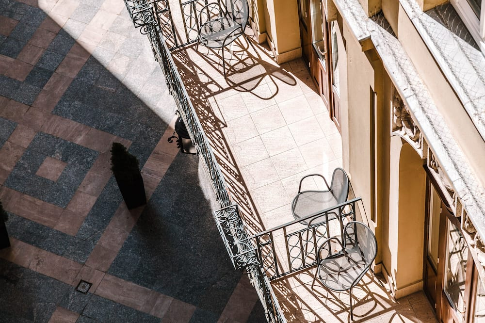 Standard Twin Room - Balcony