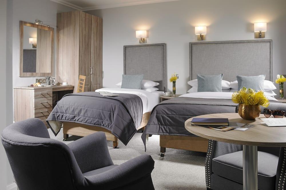 ルーム ベッド (複数台) - 客室