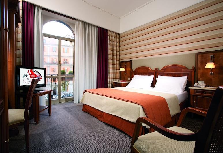마스가니 호텔, 로마, 스탠다드 더블룸, 객실