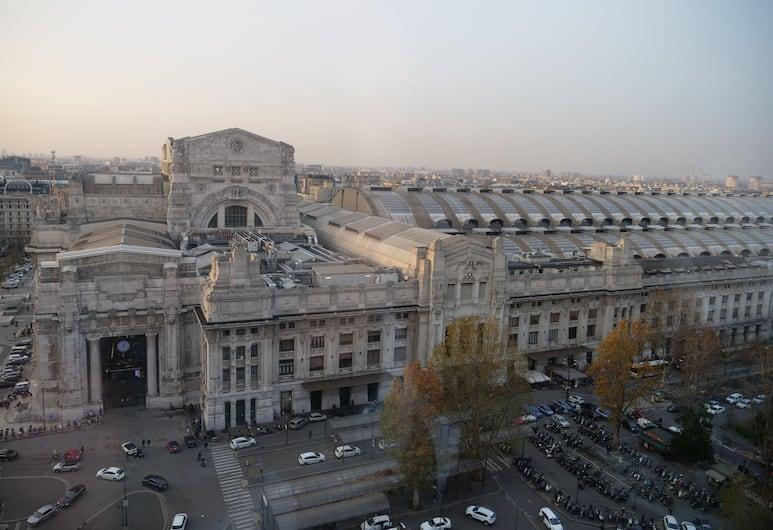 مايكل أنجلو هوتل, ميلانو, منظر من الفندق