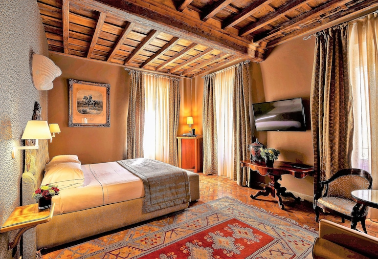 Valadier Hotel, Rom, Senior-Studiosuite, Zimmer