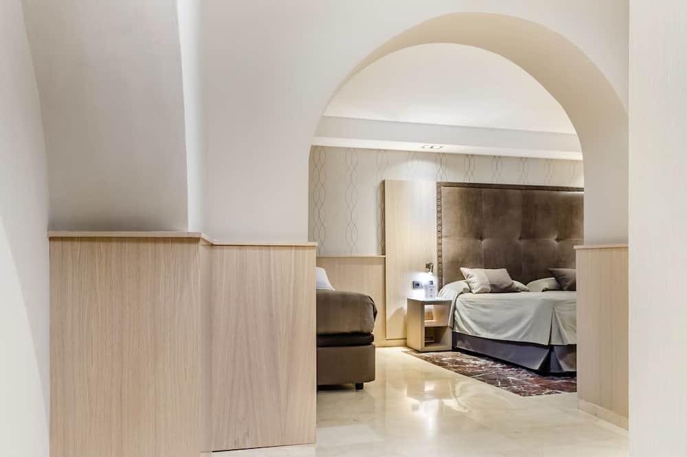 雙人房 (with extra bed) - 客房