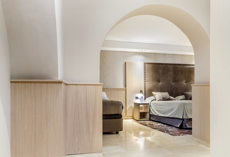 Hotel Gotico, Barcelona, Double Room (with extra bed), Guest Room