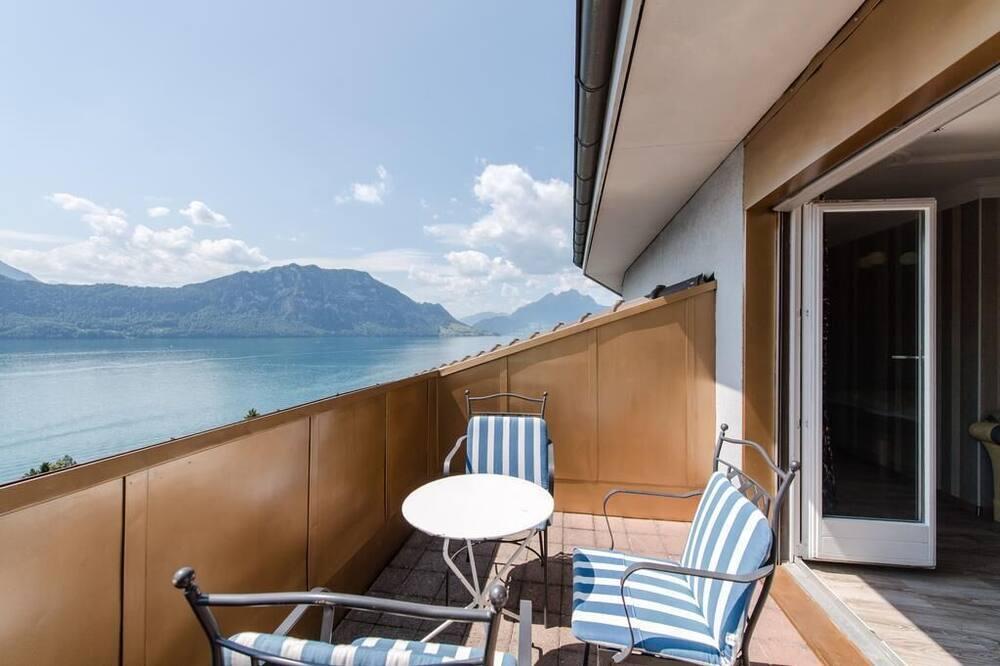 Standaard tweepersoonskamer - Balkon