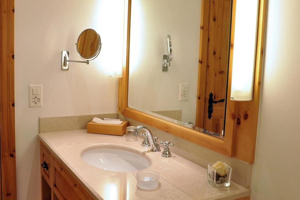 Classic egyágyas szoba, 1 egyszemélyes ágy - Fürdőszoba
