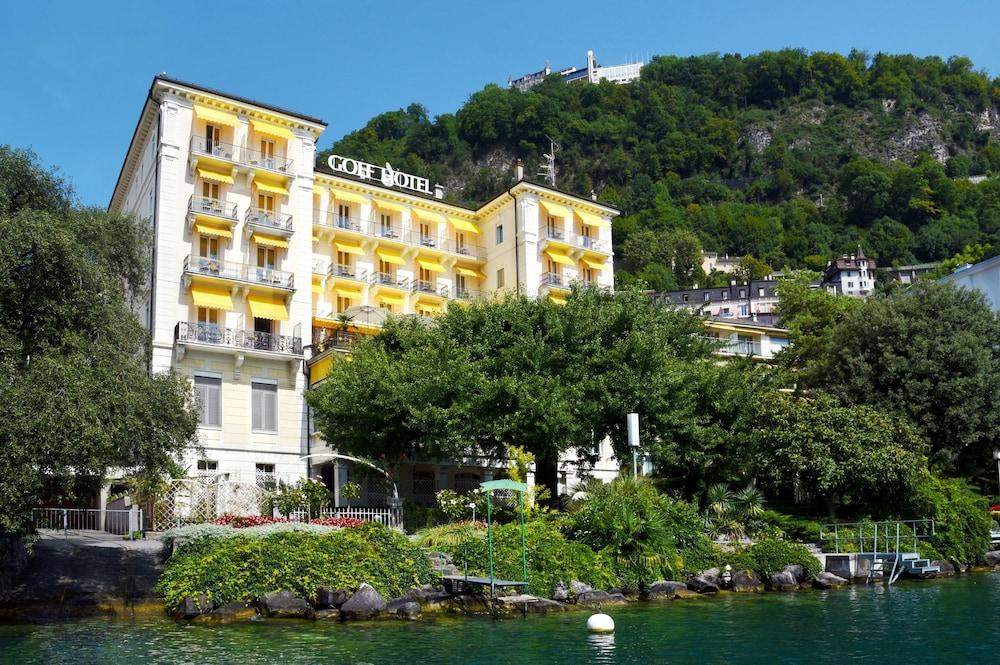 Golf Hotel Rene Capt Montreux