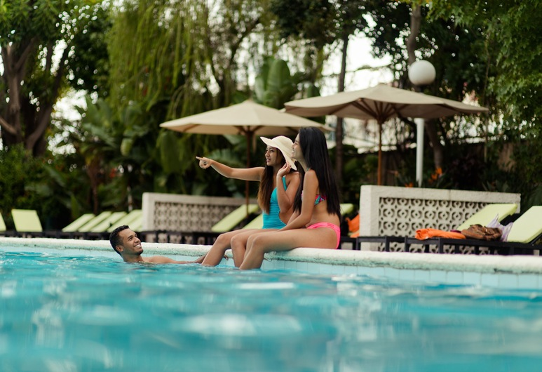 Carlton Hotel, Antananarivo, Pool