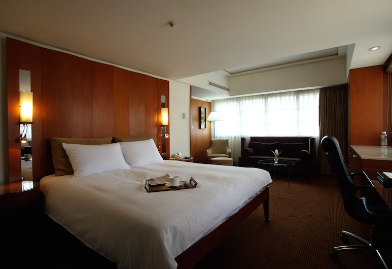 Gloria Prince Hotel Taipei, Taipei, Business Room, 1 Queen Bed, Guest Room