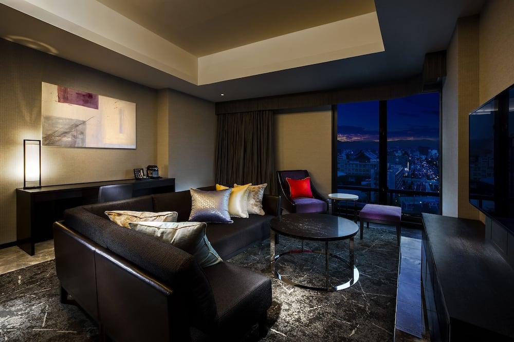 Suite, no fumadores (Premium Floor, Double) - Habitación